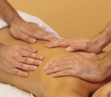 Vier - Hand - Massage in der SaarowTherme