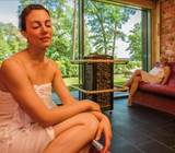 Freundinnen Wellness in der SaaowTherme in Bad Saarow